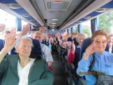 Izlet stanovalcev v Koper