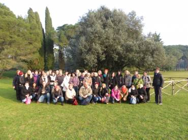 Prednovoletni izlet zaposlenih na Brione