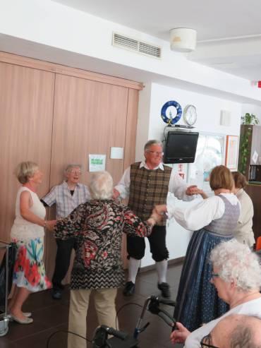 Obisk Društva upokojencev Vipava