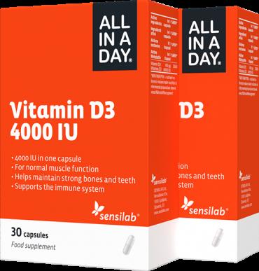 Vitami D3 za naše zaposlene