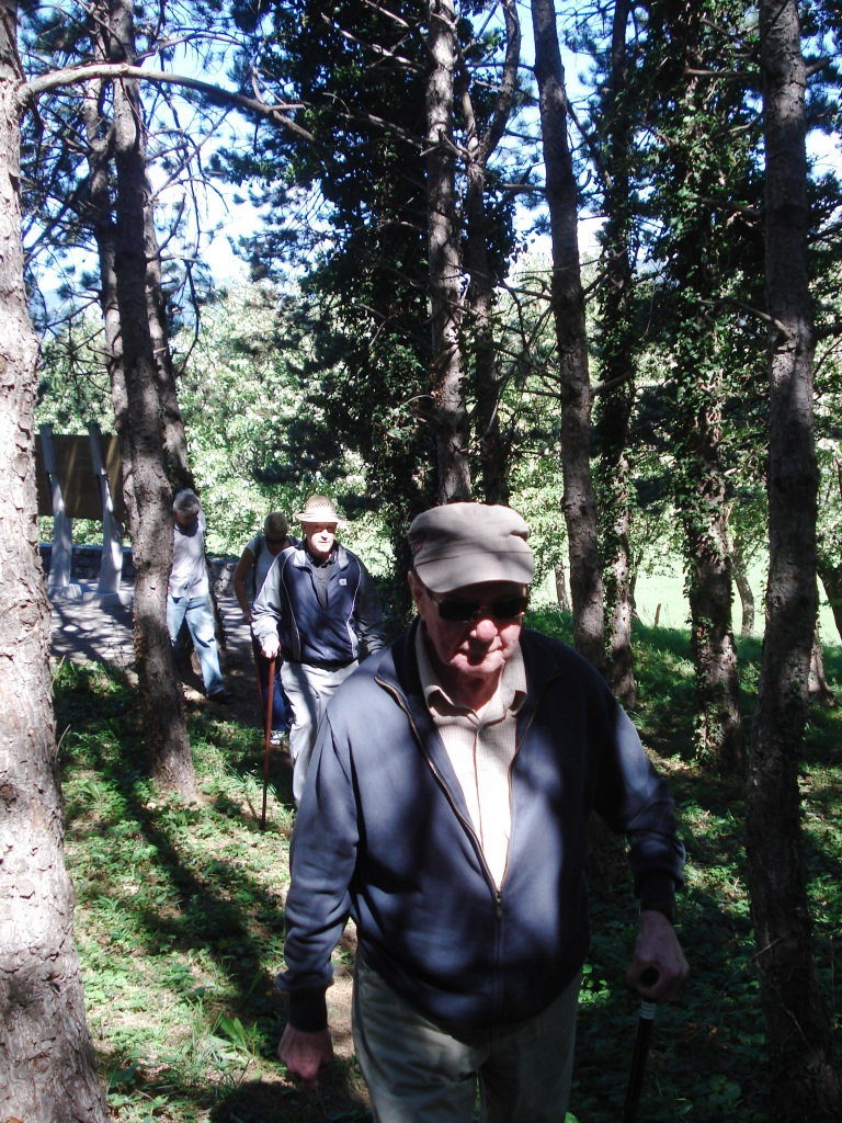 Poletje v Pristanu