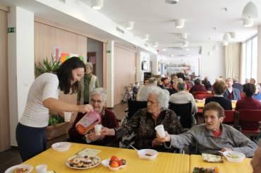 Dan slovenske hrane in Martinovo v Pristanu